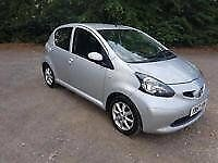 2008 Toyota Aygo 5 Door Platinum, 48k miles, MOT 2018, Very good car