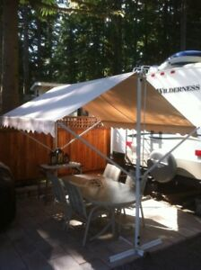 Awning - Free Standing Retractable