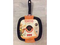 Tefal Optimal Thermospot Square Grill Pan