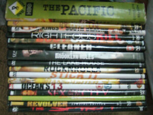 Movies for sale- 25 cents each