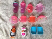 Baby Toddler Tommee Tippee Feeding Bottles Cups Sweet Ice Cream Pots