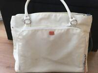 Pacapod changing bag - Cream