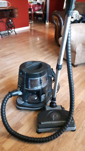Rainbow vacuum and air cleaner