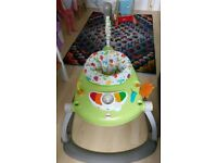 Fisher Price Woodland Jumperoo (Space Saver)