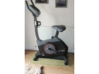 Proform 245 ZLX Exercise Bike. Nearly new.