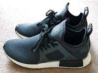 Adidas NMD Black UK Size 11