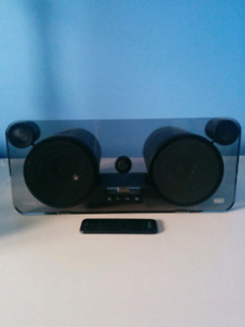 Glass iHome Speaker (old generation)