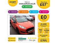 Ford Fiesta ST-Line Red Edition FROM £57 PER WEEK!