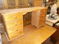 Pine Wooden dressing table
