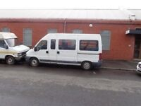 2004 Citreon Relay 14 Seater Minibus £300. no offers