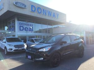 2015 Ford Escape SE  SYNC NAVI 4WD LOADED SPORT PACKAGE