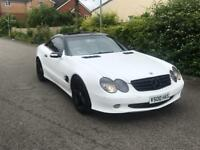 Mercedes SL500 Convertible full loaded huge speck px welcome Mercedes audi Bmw m3 M5 r32