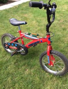 """14"""" Supercycle XR14 Boys Bike Red"""