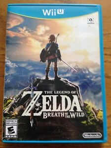 Zelda: Breath of the Wild for WiiU