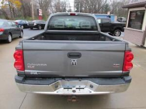 Dodge Dakota Rear Bumper