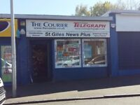 Newsagents in St Marys area