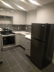 HUGE PRIVATE BASEMENT SUITE - UTILITIES INCLUDED!!