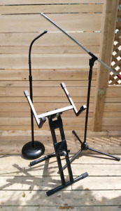 Band/recording stands