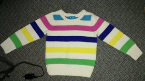 THE CHILDRENS PLACE SWEATER SIZE 3T