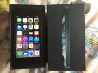 iPhone 5 Unlocked 16GB space grey Excellent condition