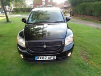 2007 Dodge Caliber 2.0 TD SXT Sport 5dr [NEW MOT+1 OWNER+CAM BELT+FSH+WARRANTY]