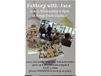 POTTERY CLASS AT FORGE FACH