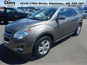 2012 Chevrolet Equinox 1LT AWD  Camera-Heated Seats