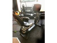 LIFE FITNESS 95R ENGAGE RECUMBENT BIKES FORSALE!!