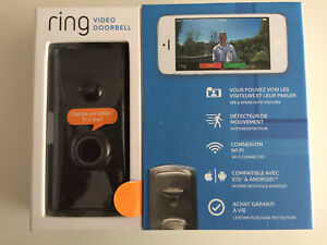 Ring Doorbell video Top condition Works perfectly