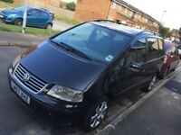 VW SHARAN 2007 AUT, EXCELLENT CONDITION DRIVES VERY SMOOTH HPI CLEAR, NEW MOT