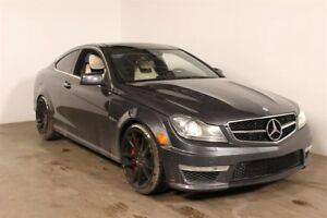 Mercedes-Benz C-Class Cpe C 63 AMG RWD 2012