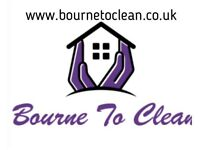 Bourne to clean