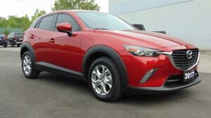 2017 Mazda CX-3 GS - CAMERA - ONLY 3,547 KMS!!!