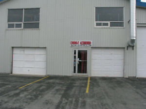 Commercial Space Available for Lease: