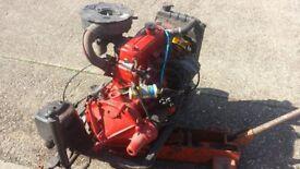 Mini 998 Complete Engine and Box