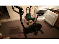 Reebok ZR9 Exercise bike - almost never used.