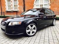 2006 Audi A4 Avant 2.0 TFSI QUATTRO S LINE AUTOMATIC***RARE CAR*** LOADED***