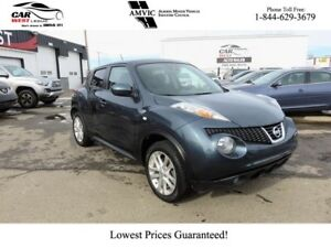 2013 Nissan Juke AWD | LEATHER | NAV | SUNROOF | REMOTE START