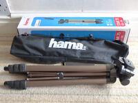 Hama Star 75 Tripod *Like New*