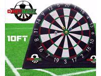 FOR SALE- BRAND NEW DARTBALL Giant Inflatable Dartboard Football Golf Tennis Soccer Board