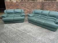 Leather 3 Seat Sofa ans 2 Seat Sofa Delivery Available