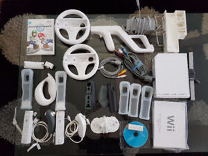 Nintendo Wii Console and more