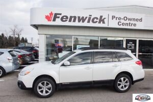 2014 Subaru Outback 2.5i Limited Pkg - Accident Free - One Owner