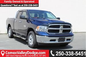 2017 RAM 1500 SLT LOW KM, KEYLESS ENTRY, BACK UP CAMERA, BLUE...