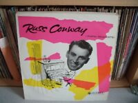 Box No.8 10 great LP's by Russ Conway