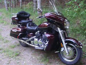 2008 Yamaha Royal Star Venture 1300 (XVZ13)