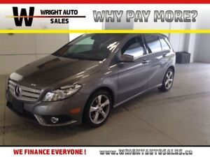 2014 Mercedes-Benz B-Class SUNROOF LEATHER 29,932 KMS