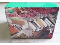 Boots Pasta Machine. As new, in original box with instructions.