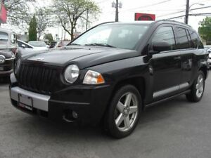 2009 Jeep Compass Limited 4WD *Leather & Sunroof*