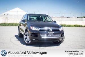 2013 Volkswagen Touareg 3.6L